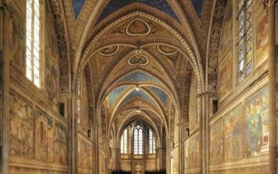Assisi Basilca interior (Large)